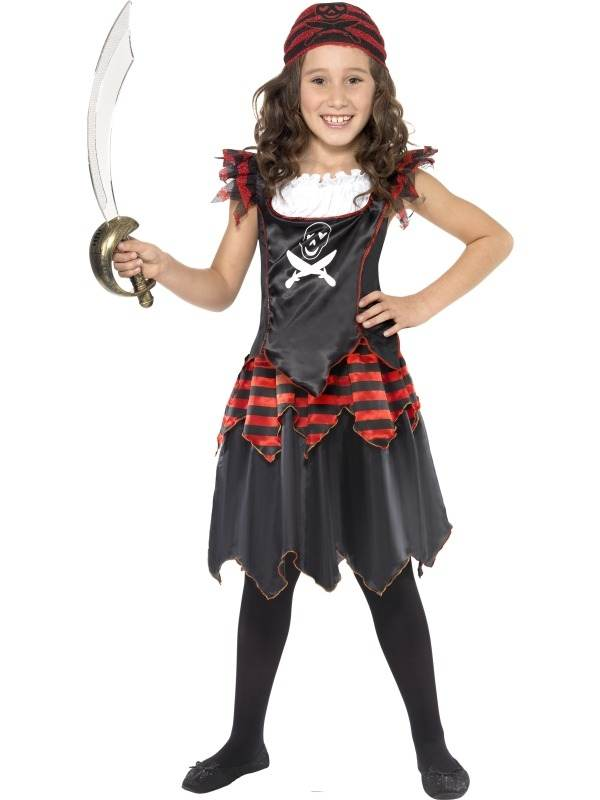 Stoere Piraten Kostuum Meisjes