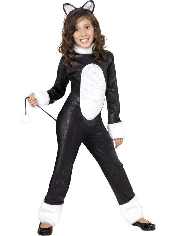 Cool Cat Stoere Kat Meisjes Kostuum