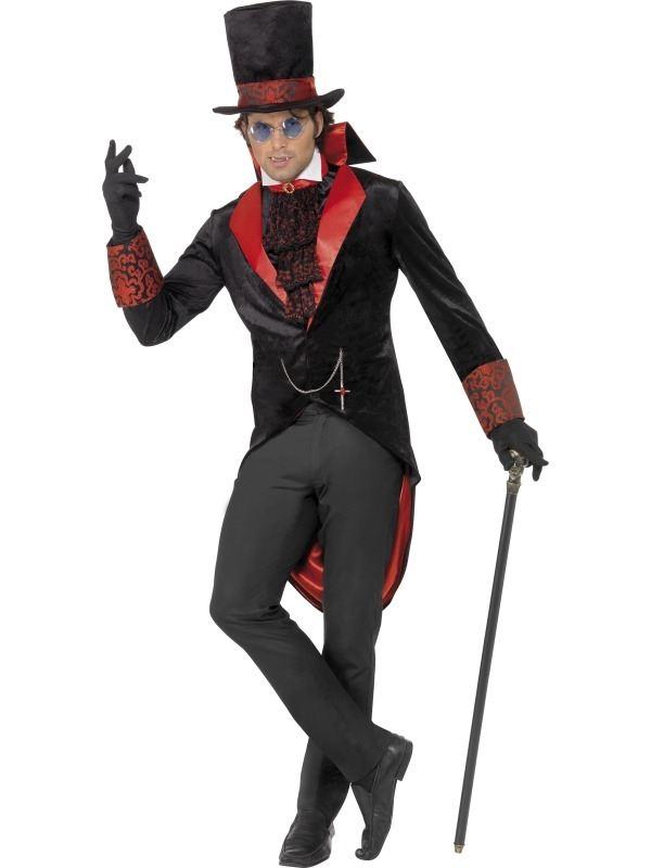 Dracula Halloween Horror Kostuum