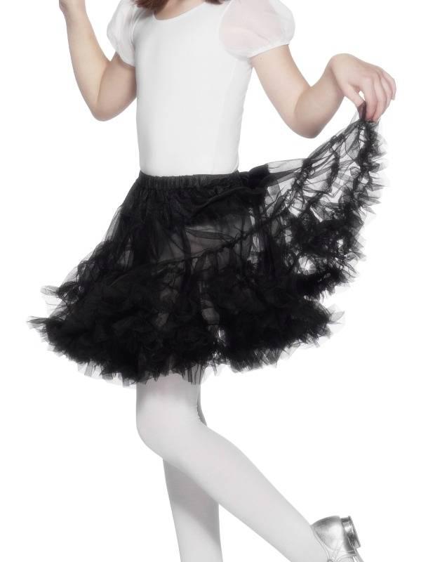 Zwarte Petticoat Kinderen