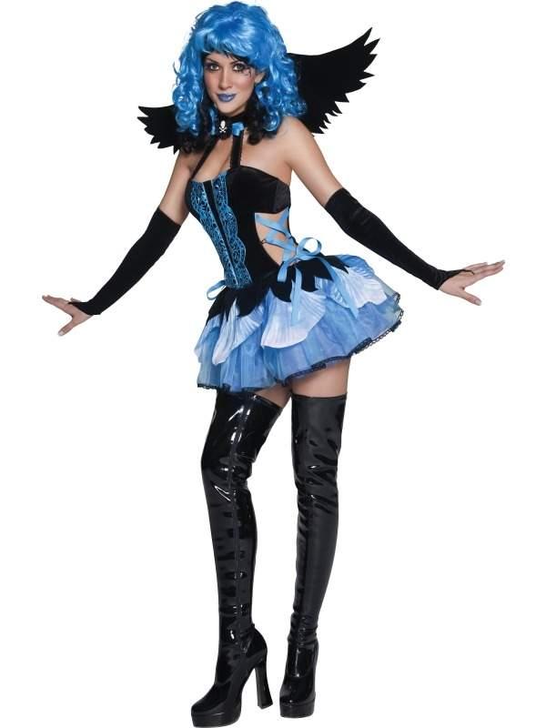 Tainted Garden Gevallen Engel Dames Kostuum