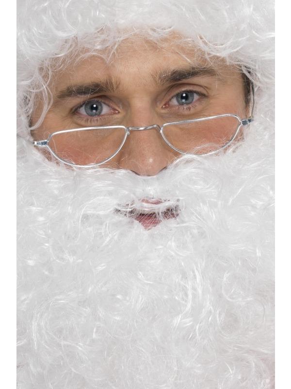 Kerstman Halve Maan Bril