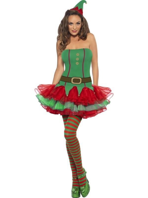 Fever Elf Kostuum