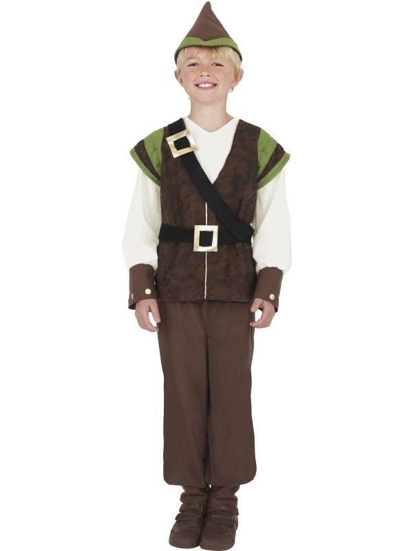 Robin Hood Jongens Verkleedkleding