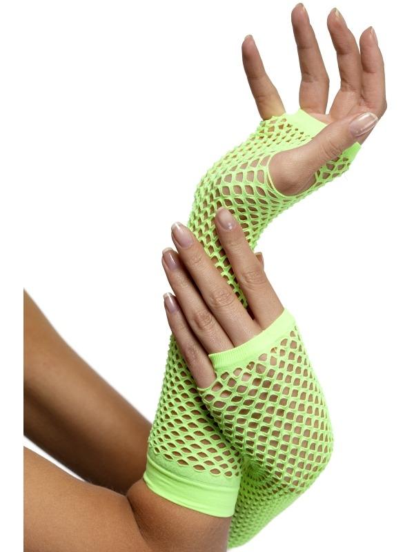 Groene Visnet Handschoenen