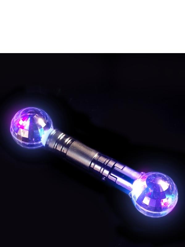 10x Mini Handwapen met Lichtjes