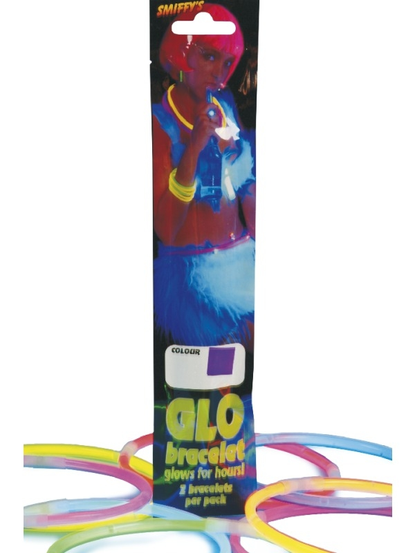 10x Light Stick Lichtgevende Armband van 400mm