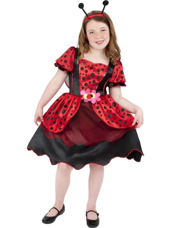Lieveheersbeestje Meisjes Verkleedkleding