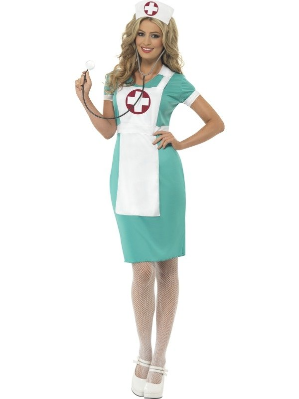 Scrub Nurse Kostuum