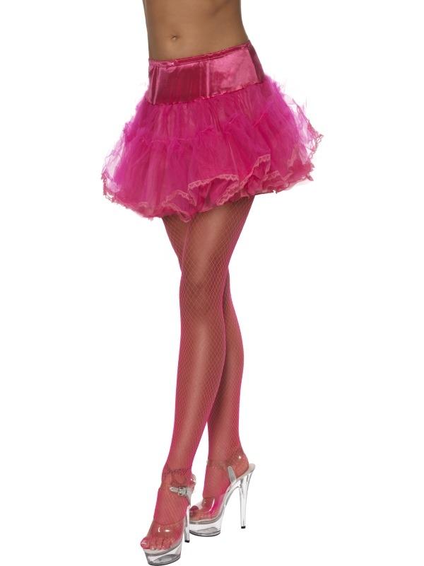 Roze Petticoat Onderrok