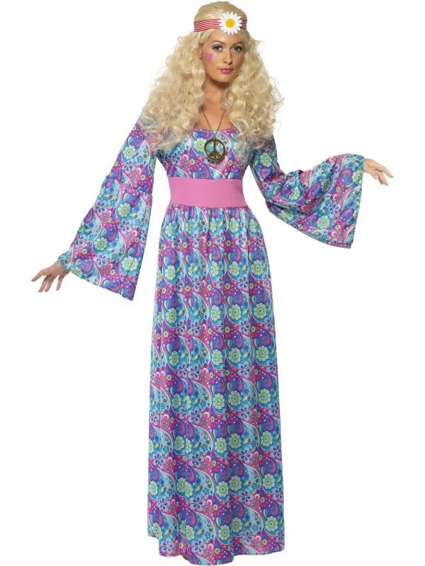 Flower Child Hippie Kostuum