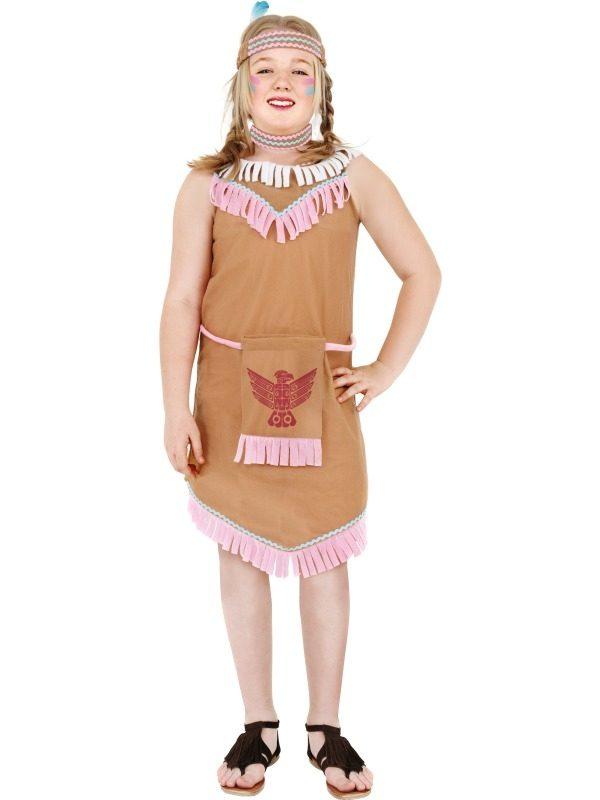 Indiaan Meisjes Verkleedkleding