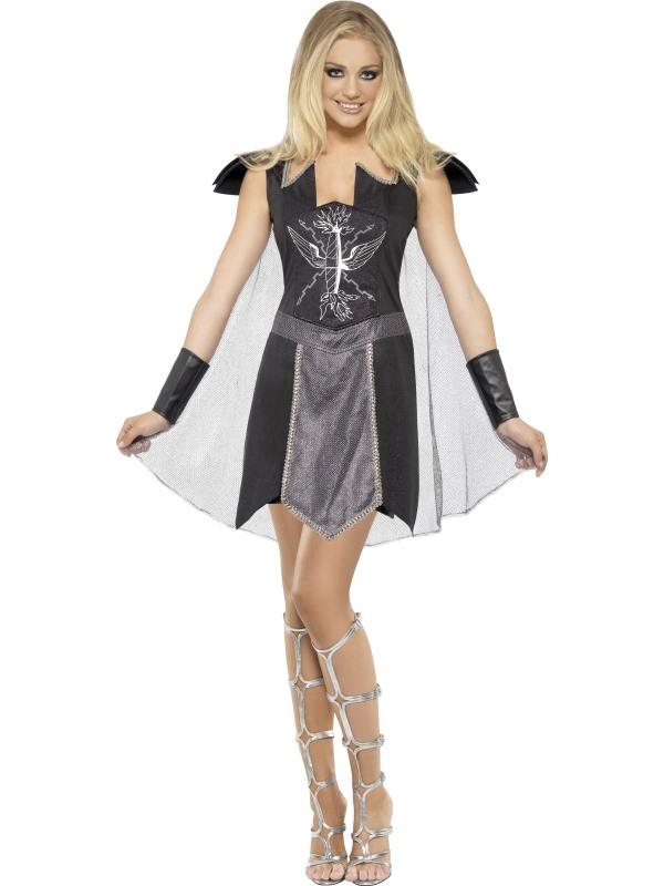 Fever Dark Warrior Kostuum