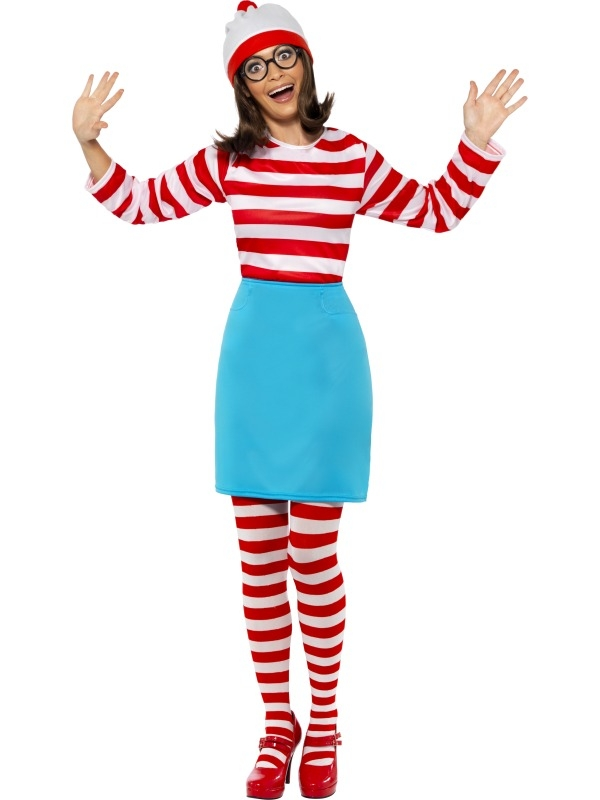 Where's Wally? Wenda Kostuum