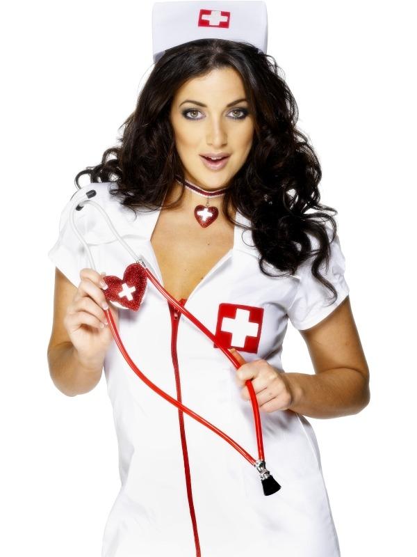 Hartjes Stethoscoop Zuster Accessoire