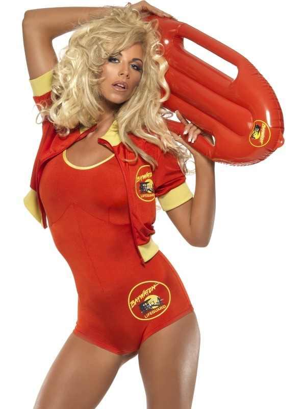Baywatch Lifeguard Kostuum