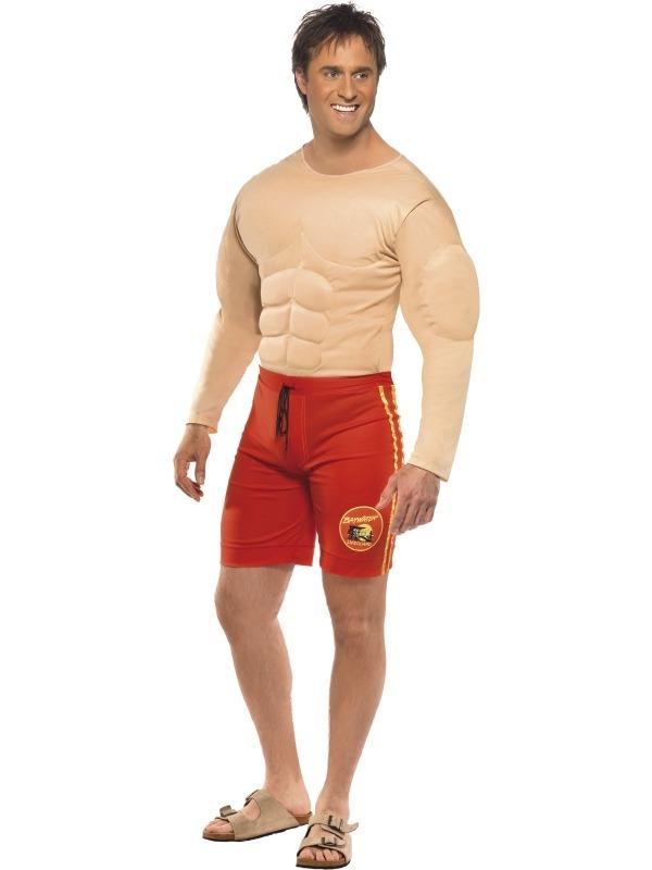Baywatch Lifeguard Heren
