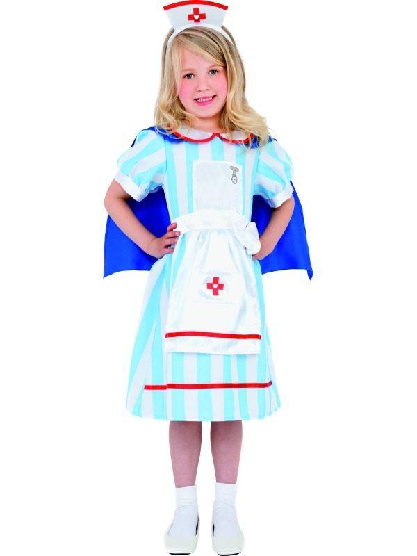 Zuster Meisjes Kostuum