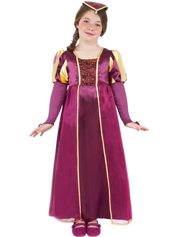 Tudor Meisjes Verkleedkleding