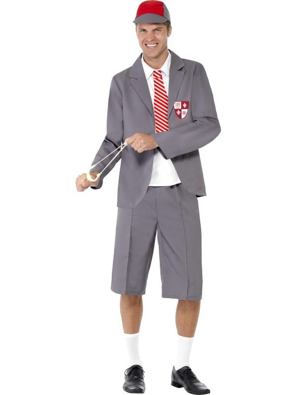 School Boy Schooljongen Kostuum