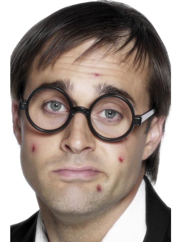Schoolboy Geeky Bril