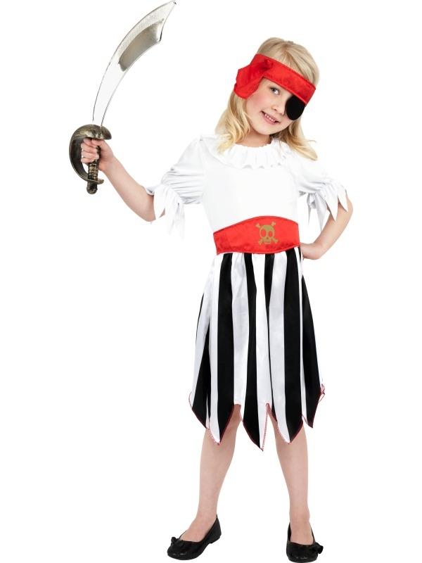 Voordelig Piraten Meisjes Verkleedkleding