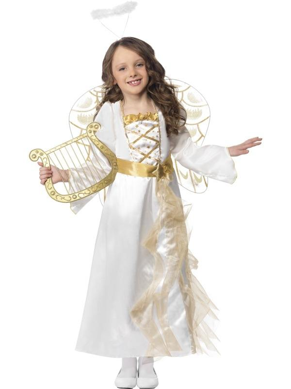 Angel Princess Meisjes Kostuum
