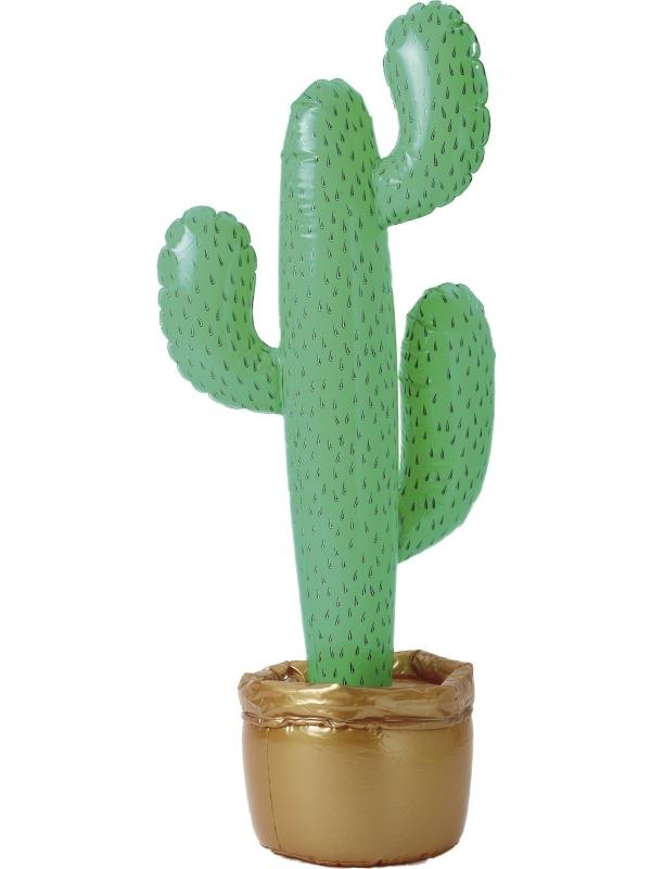 Opblaasbare Cactus 90cm