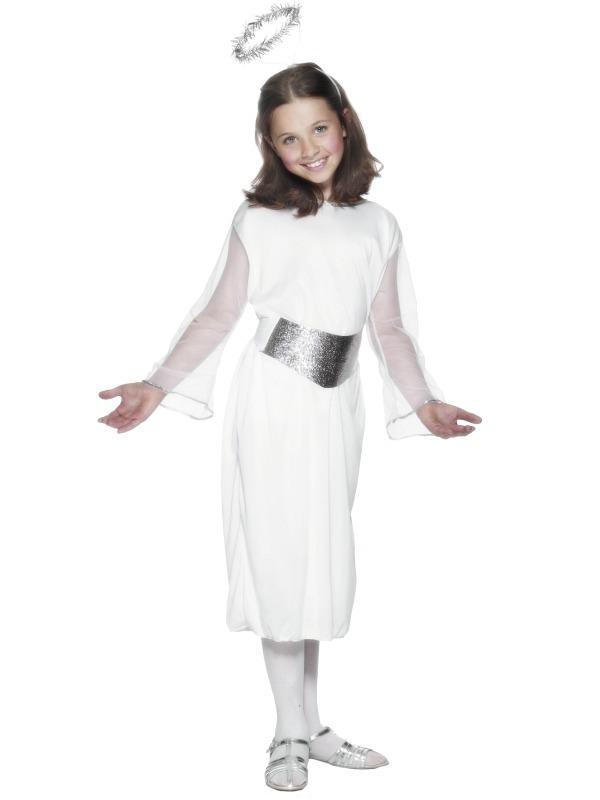 Angel Meisjes Kostuum