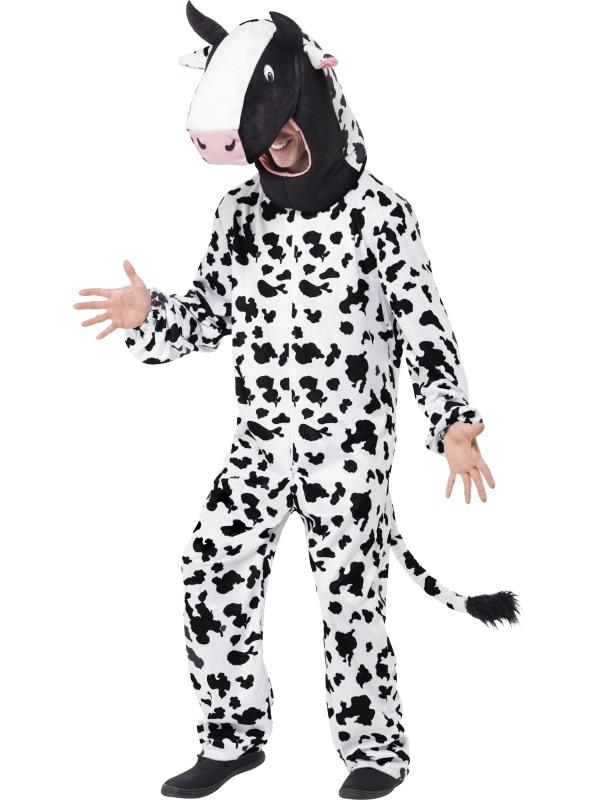 Koeienpak Heren Verkleedkleding Bodysuit