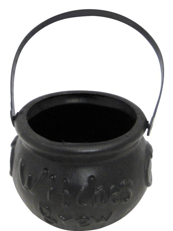 Kleine Zwarte Heksenketel