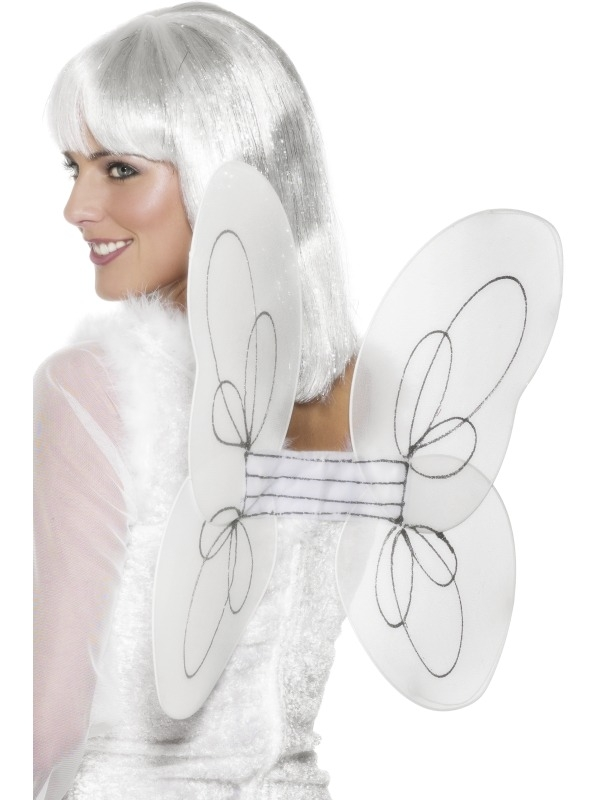 Engel Vleugels met Glitter