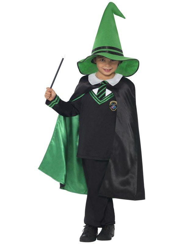 Wizard Tovenaar Jongens Verkleedkleding