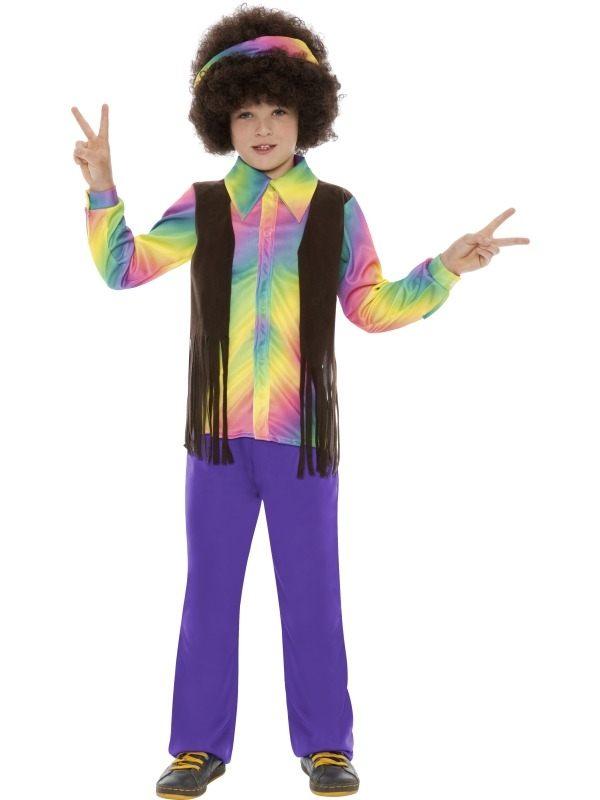 Hippie Aroma Jongens Verkleedkleding