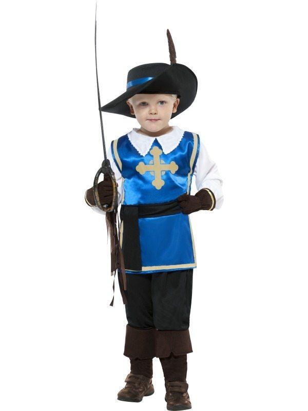 Musketeer Jongens Kostuums