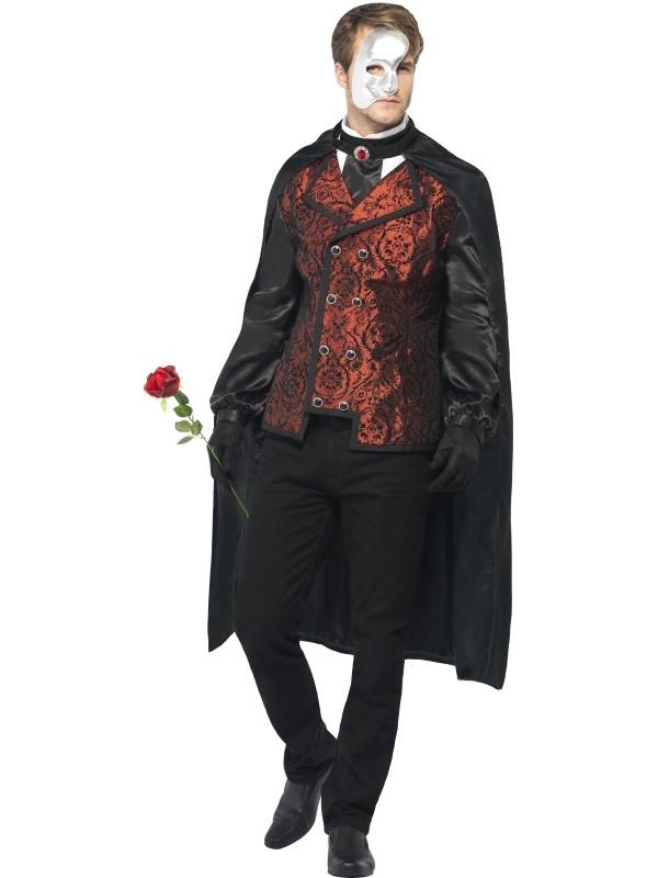 Dark Opera Maskerade Kostuum