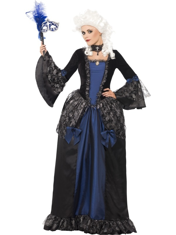 Barok Beauty Masquerade Kostuum