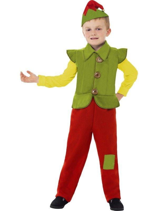 Elf Jongens Kostuum