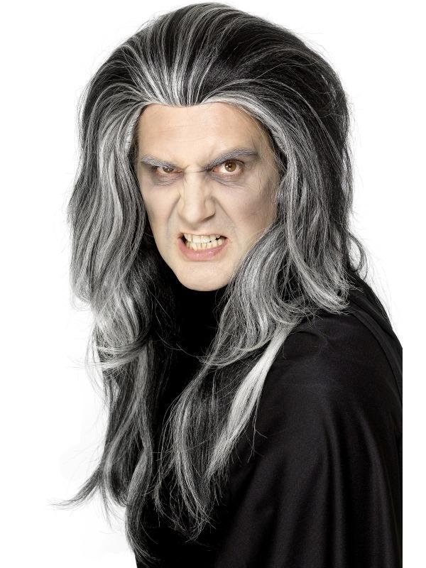Gothic Vampieren Pruik