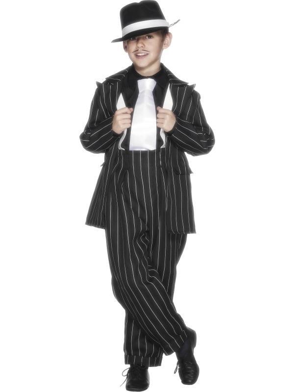 1920 Gangster Jongens Verkleedkleding