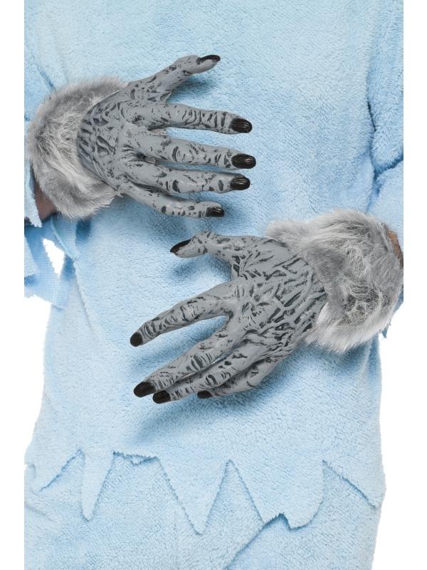 Weerwolf Handen Grijs