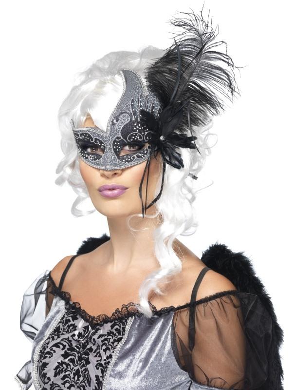 Masquerade Dark Angel Oogmasker