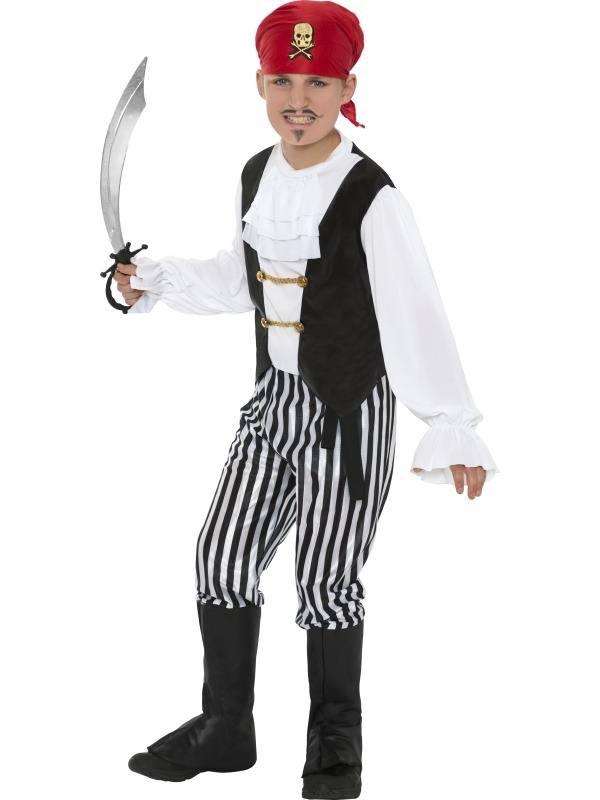 Piraten Jongens Kostuum