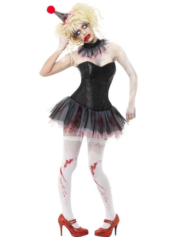 Zombie Clown Verkleedsetje