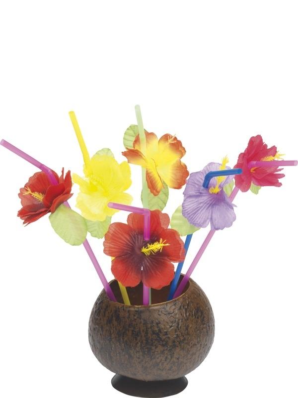 Hawaii Rietjes met Bloemen