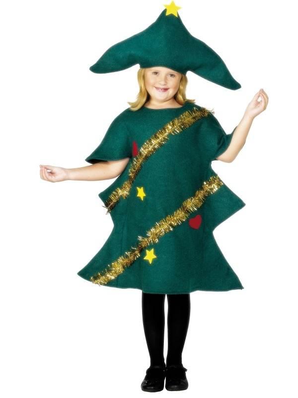 Kerstboom Kinder Kostuum