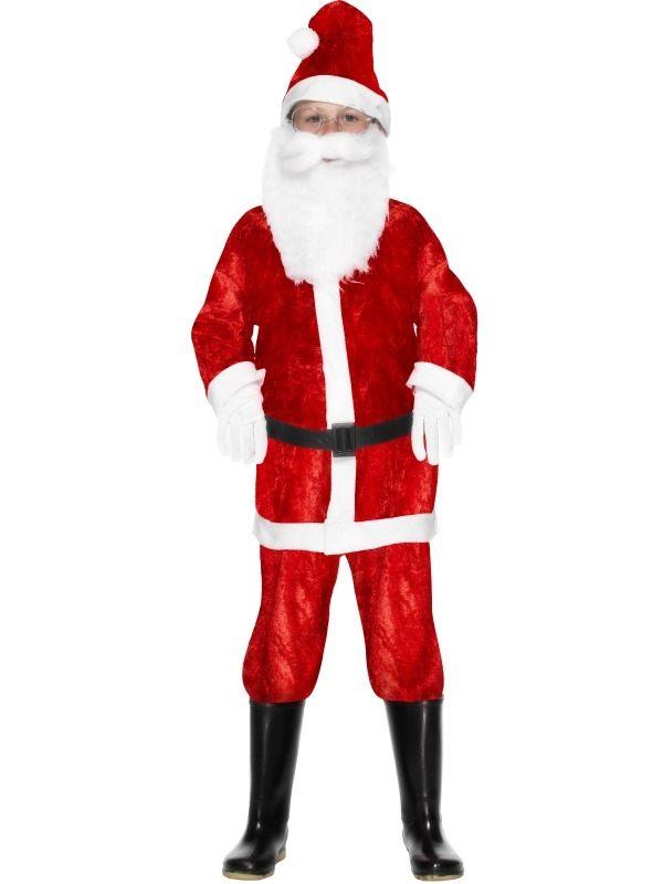 Mini Santa Kerstman Kostuum