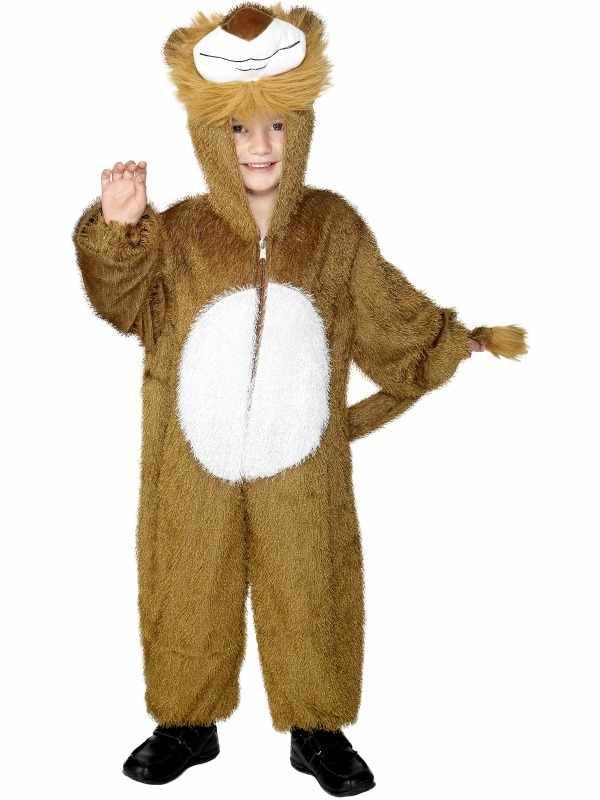 Leeuw Kinder Verkleedkleding
