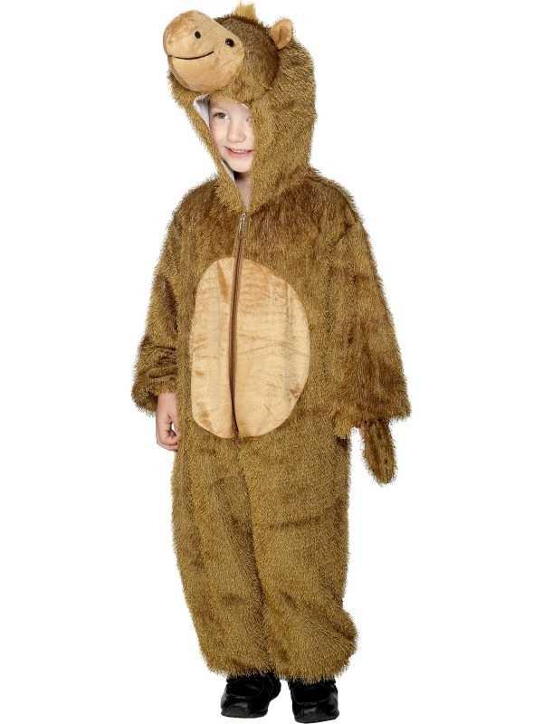 Kameel Kinder Onesie Kostuum
