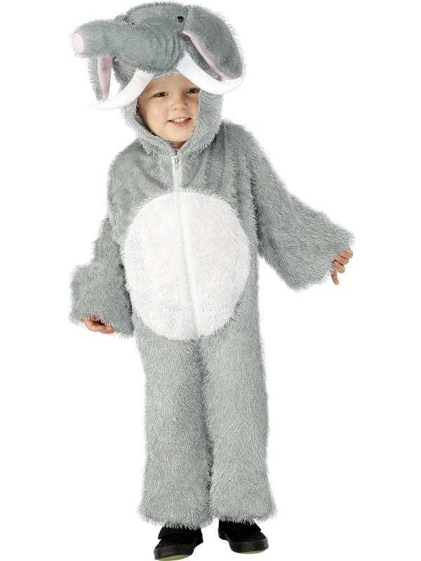 Olifant Kinder Kostuum